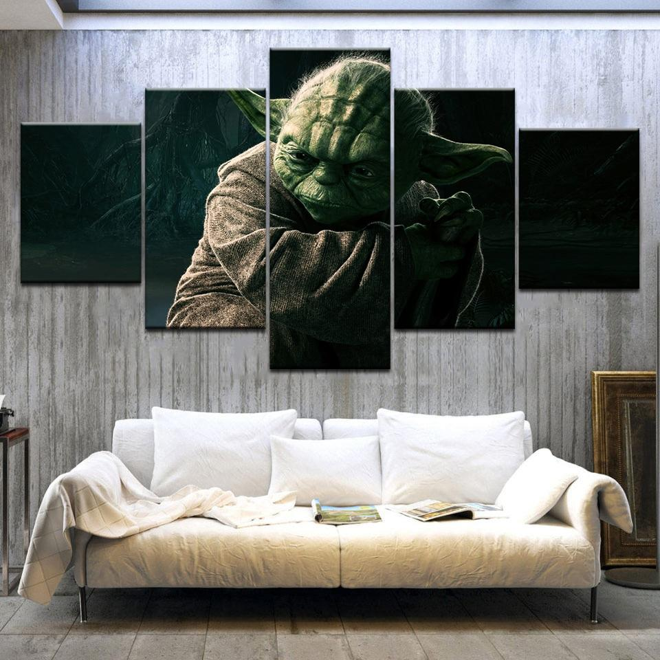 Tableau Star Wars<br> Yoda - Yoda Shop