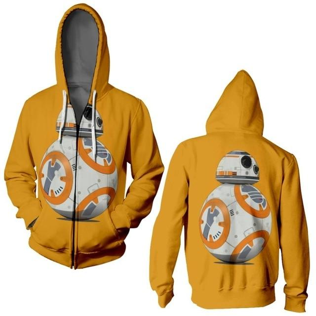 Veste Star Wars<br> Bb8 - Yoda Shop