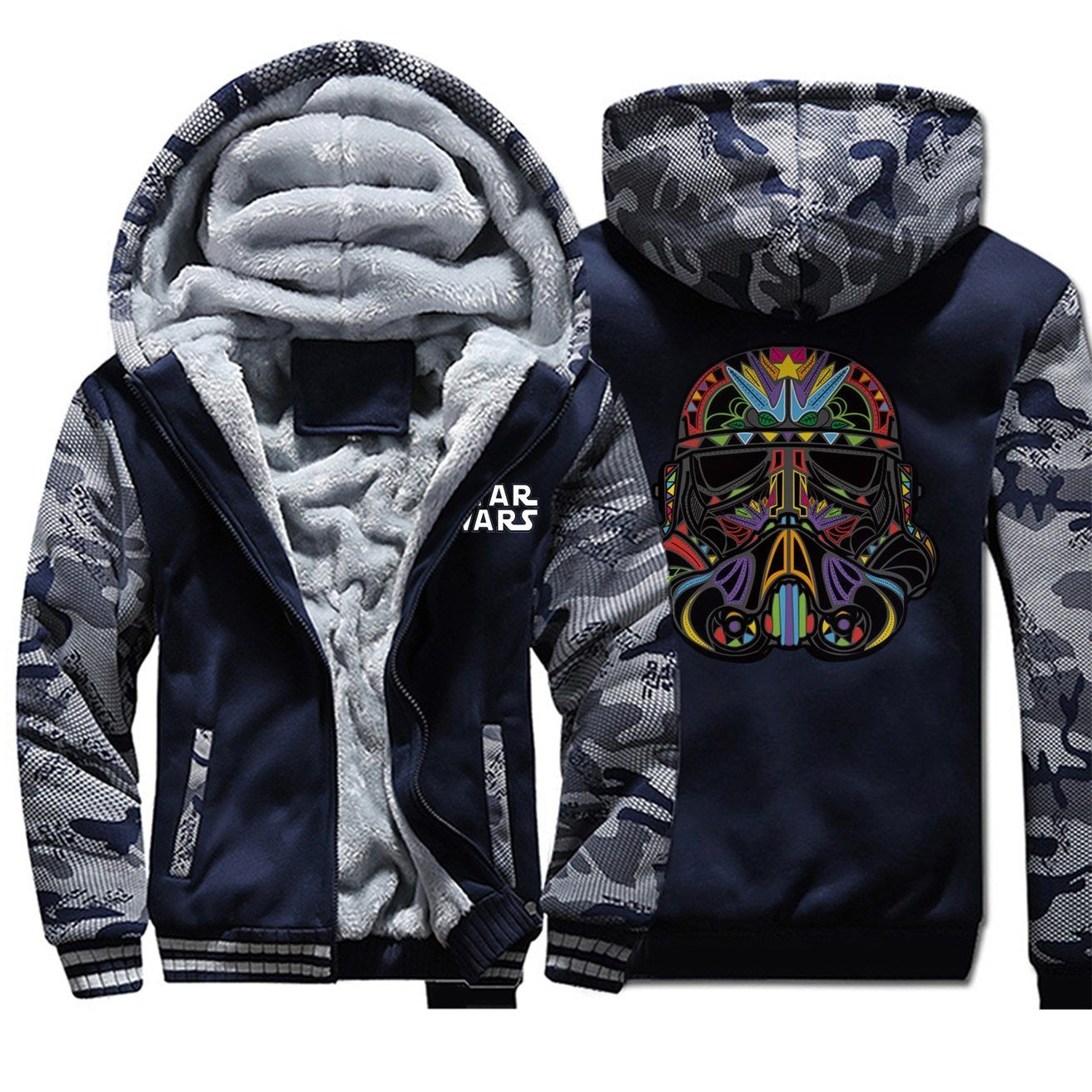 Veste Star Wars<br> Death Trooper - Yoda Shop