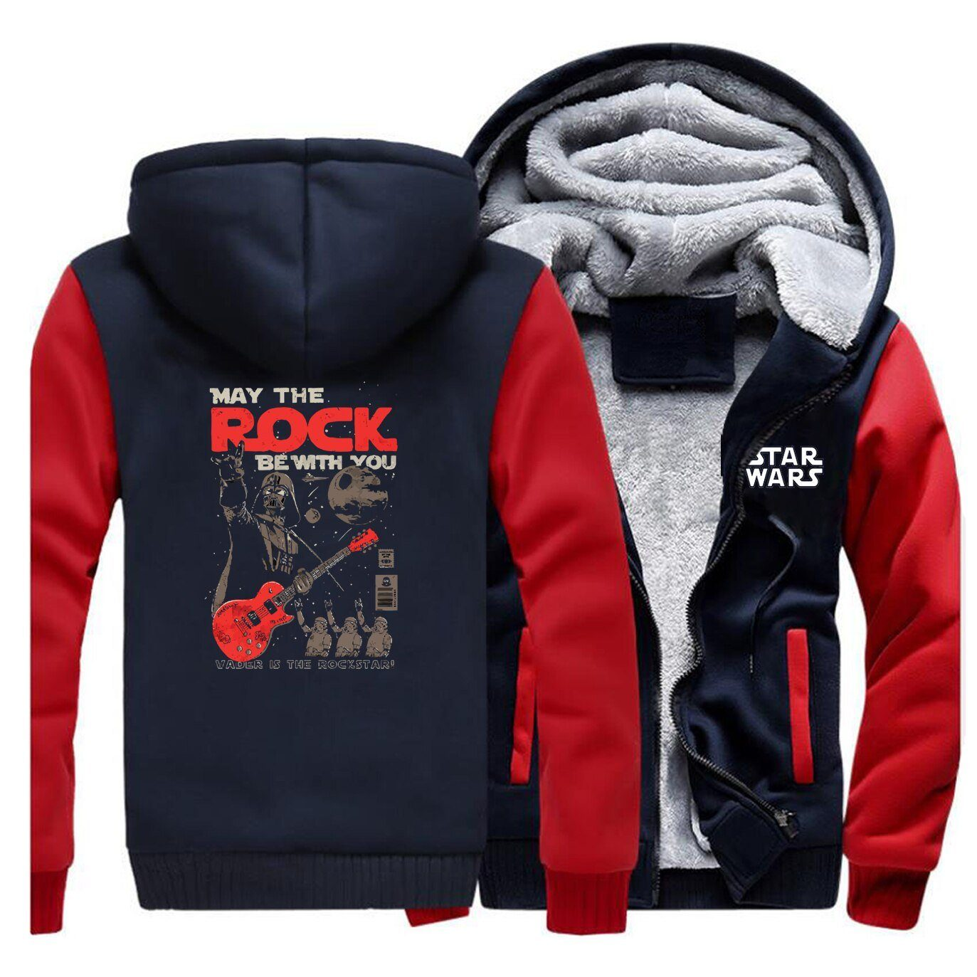 Veste Star Wars<br> Vador Rock - Yoda Shop