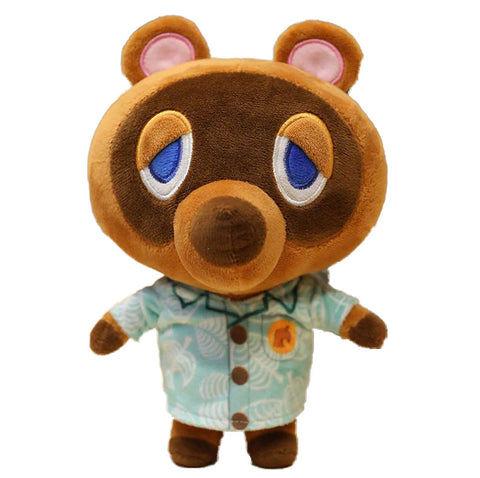 Peluche Animal Crossing Tom Nook Chemise