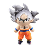 Peluche Dragon Ball <br>Goku Ultra Instinct