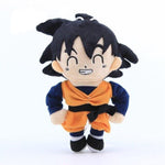 Peluche Dragon Ball <br>Son Goku Heureux