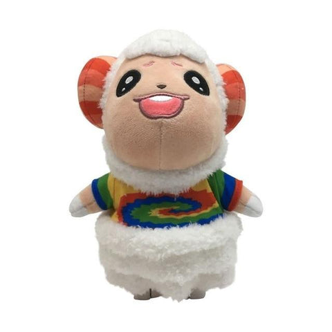 Peluche Animal Crossing Bouloche