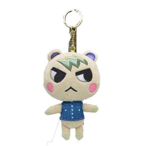 Peluche Animal Crossing <br>Porte Clés Mathéo