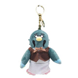 Peluche Animal Crossing <br>Porte Clés Robusto