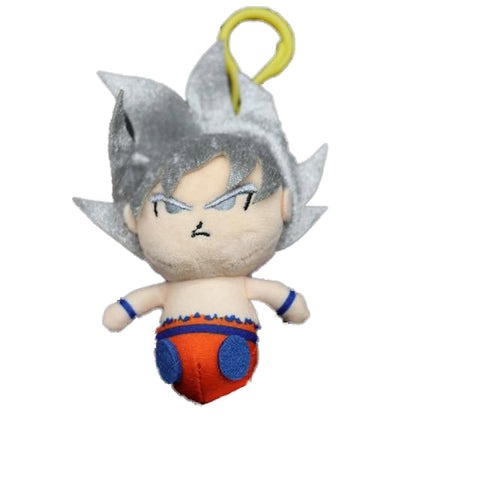 Peluche Dragon Ball <br>Porte Clés Goku Ultra Instinct
