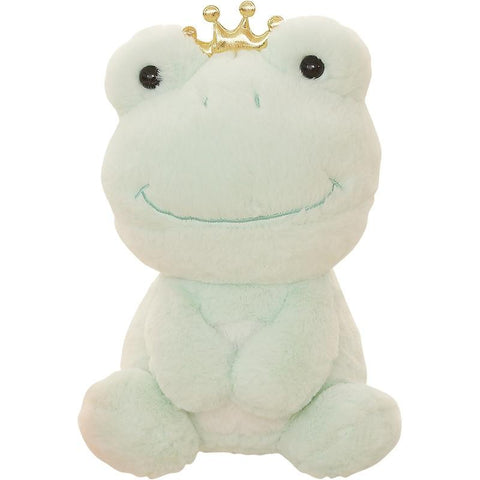 Peluche Grenouille Rose