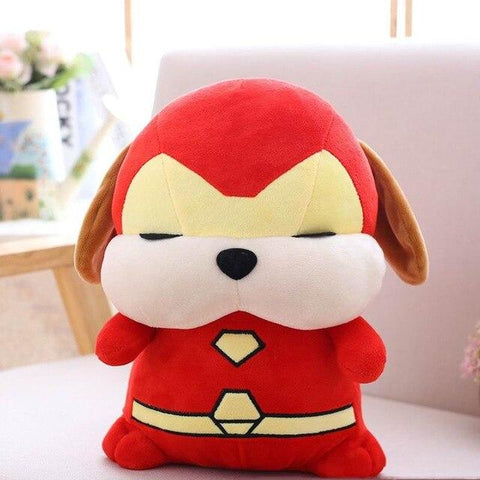 Peluche Marvel Chien Iron man