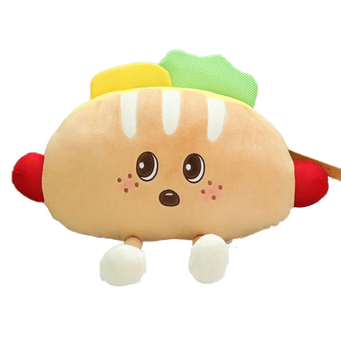 Peluche Nourriture Hot Dog Mignon | Ma Peluche Câlin