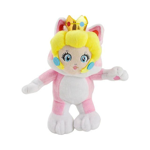Peluche Peach Chat