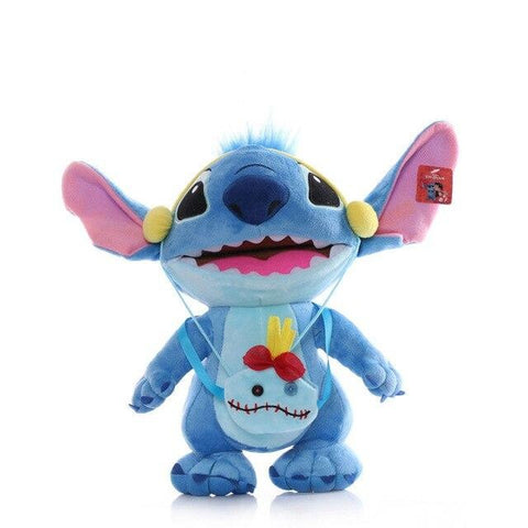 Peluche Stitch Casque