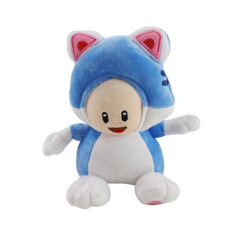 Peluche Toad Chat