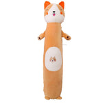 Peluche Traversin <br>Chat Mignon