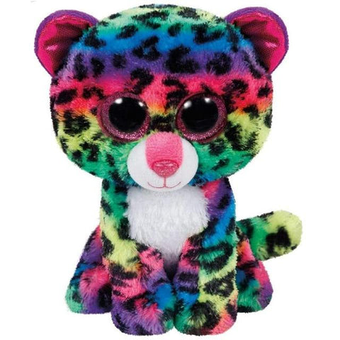 Peluche Ty Chat Arc en Ciel