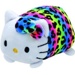 Peluche Ty Hello Kitty Arc en Ciel