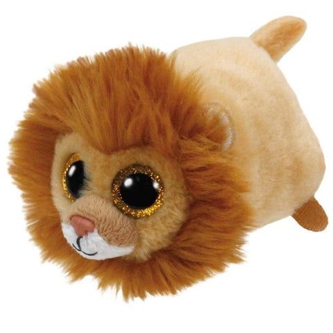 Peluche Ty Lion Allongé