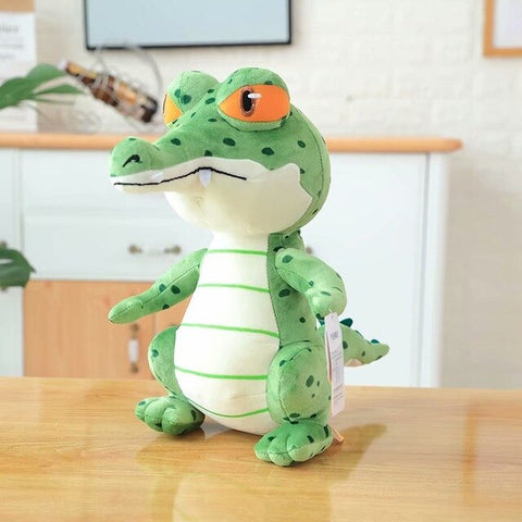 Peluche <br>Petit Alligator