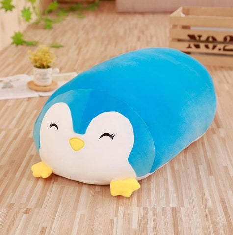 Peluche Coussin <br>Pingouin