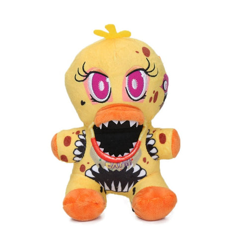 Peluche Five Nights At Freddy's <br>Nightmare Chica