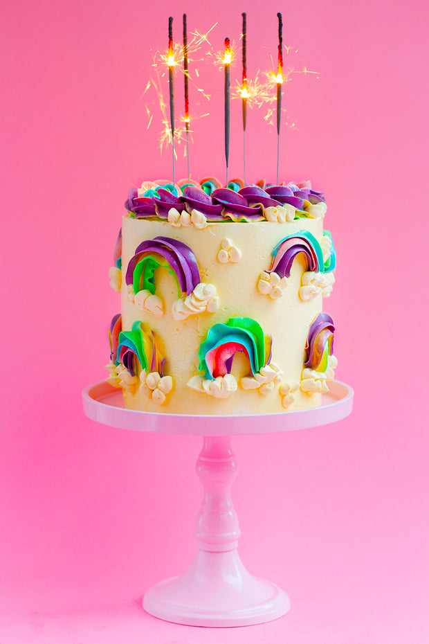 Over the Rainbow Cake