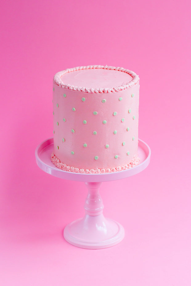The Pink Cake