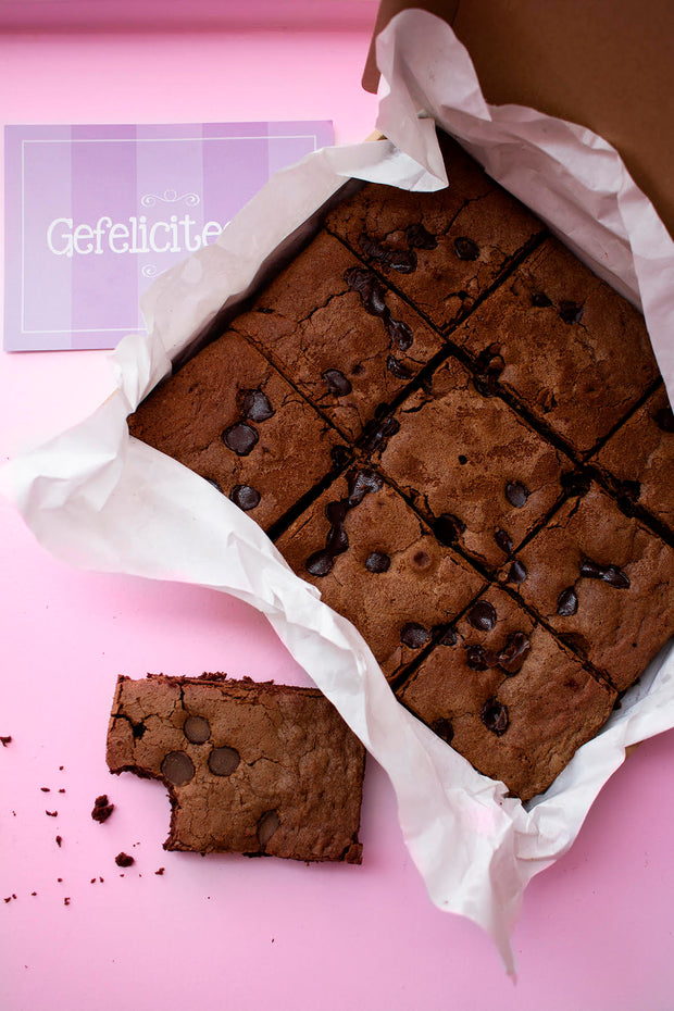 Brownie per post