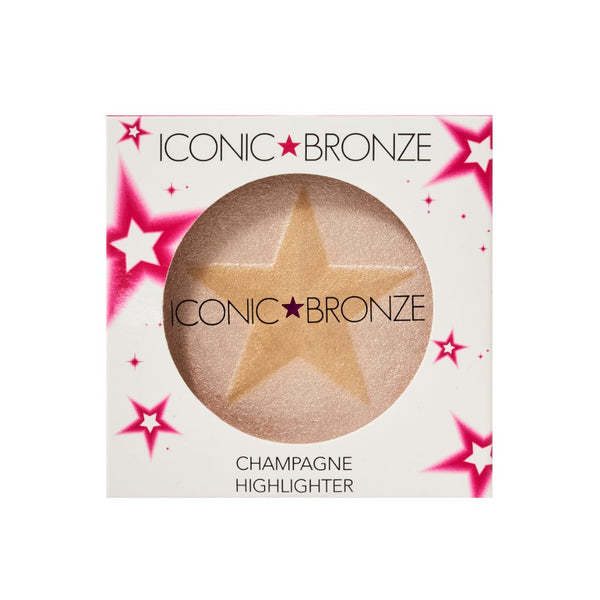 Iconic Bronze Champagne Supernova Highlighter