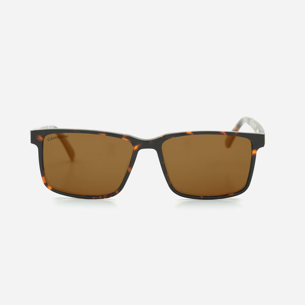 Cambium Kona Sunglasses - Recycled Plastic And Wood Frame