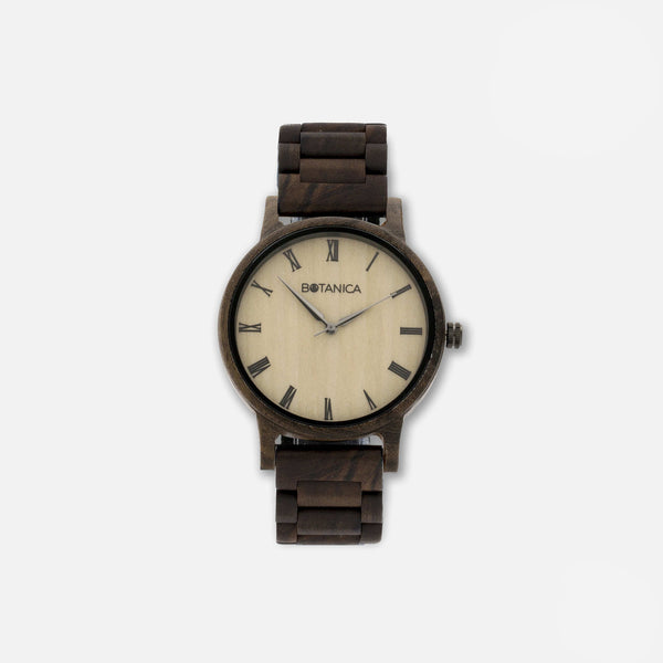Botanica Cedar Watch - 42mm Edition Woodlink