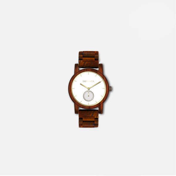Botanica Daisy Watch - 36mm Edition Woodlink