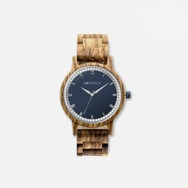 Botanica Elm Watch - 42mm Edition Woodlink