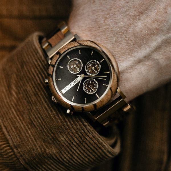Botanica Goldthorn Watch - 42mm Edition