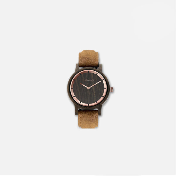 Botanica Holly Watch - 36mm Edition Vegan Tan