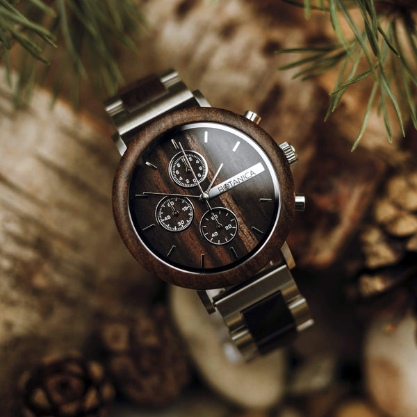 Botanica Iris Watch - 42mm Edition