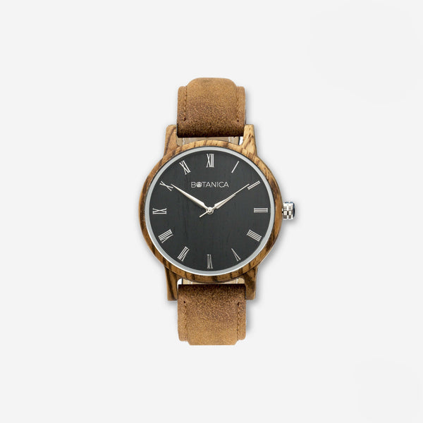 Botanica Ivy Watch - 42mm Edition Vegan Tan