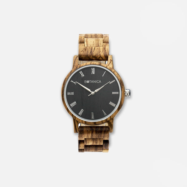 Botanica Ivy Watch - 42mm Edition WoodLink