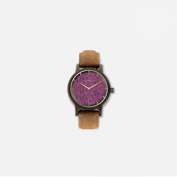 Botanica Jasmine Watch - 36mm Edition Vegan Tan
