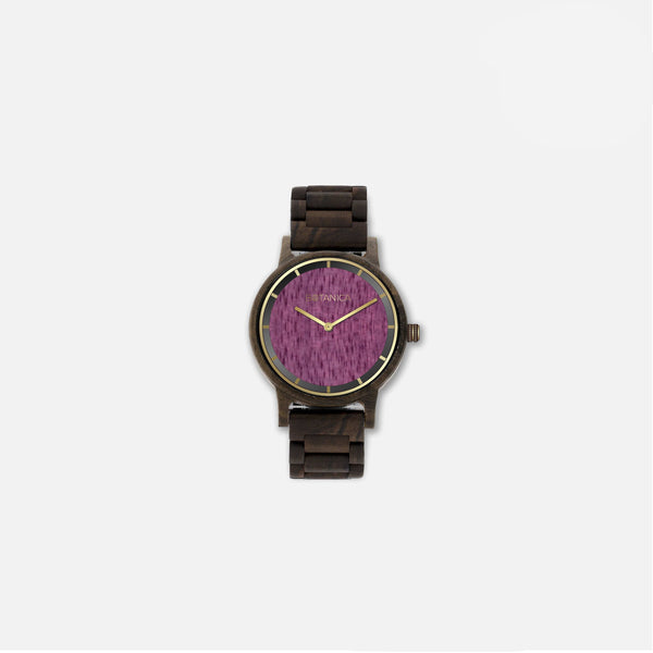 Botanica Jasmine Watch - 36mm Edition Woodlink
