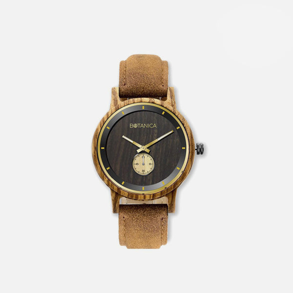 Botanica Juniper Watch - 42mm Edition Vegan Tan