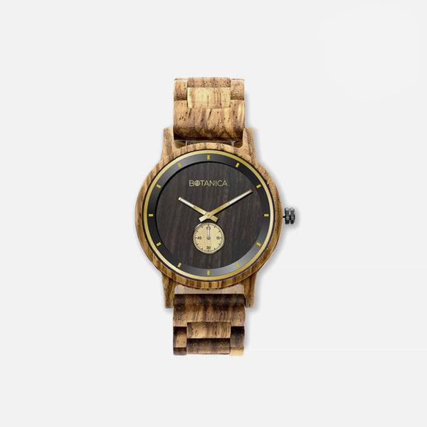 Botanica Juniper Watch - 42mm Edition Woodlink