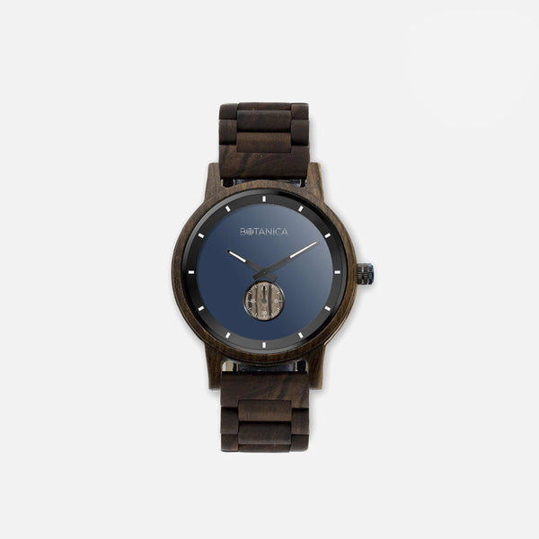 Botanica Moonflower Watch - 42mm Edition Woodlink
