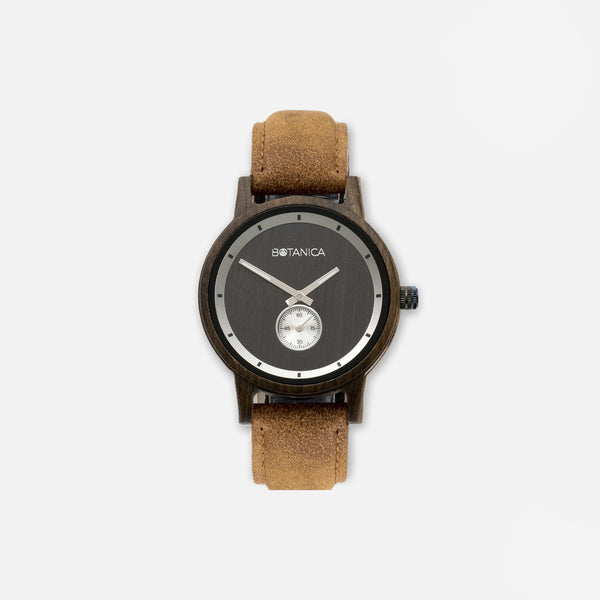 Botanica Olive Watch - 42mm Edition Vegan Tan