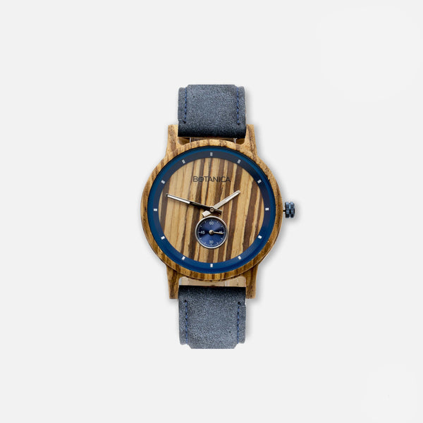 Botanica Sycamore Watch - 42mm Edition Vegan Navy