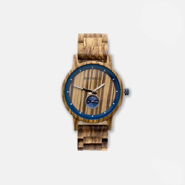 Botanica Sycamore Watch - 42mm Edition Woodlink