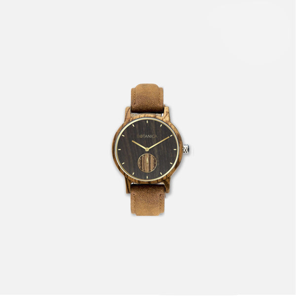 Botanica Savanna Watch - 36mm Edition Vegan Tan
