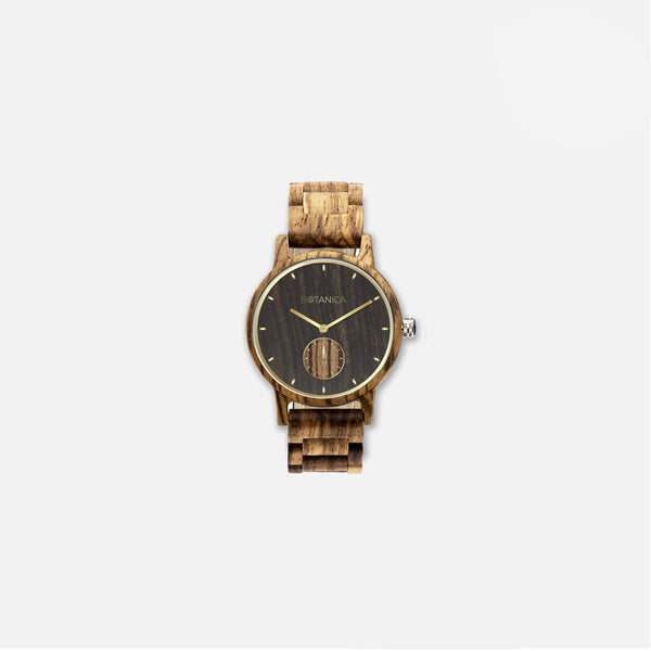 Botanica Savanna Watch - 36mm Edition Woodlink