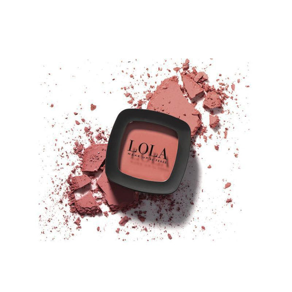 Lola Make Up by Perse Blusher Mono 001-Peach