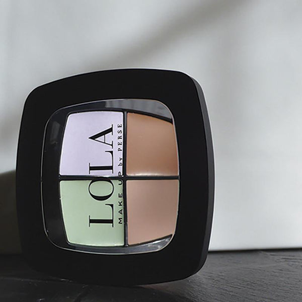 Lola Make Up by Perse Concealer Quad