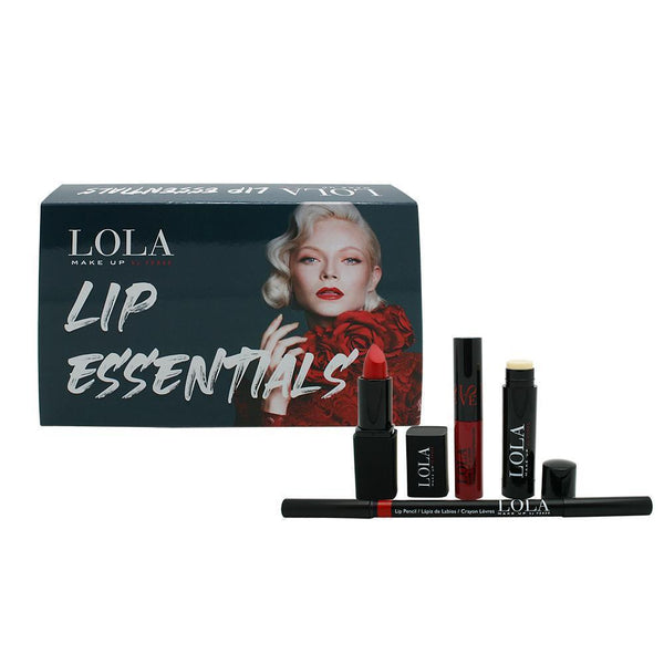 Lola Make Up by Perse LIP ESSENTIALS GIFT BOX